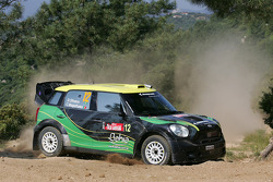 Даниэль Оливейра и Карлос Магальяэш, Mini John Cooper Works, MINI WRC Team