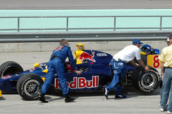 Cheever Racing crew members