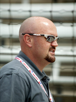 Former driver Tyce Carlson