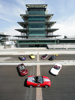 A legacy of Corvette Pace Cars at Indianapolis