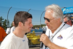 Patrick Carpentier interviews with Mike Paz