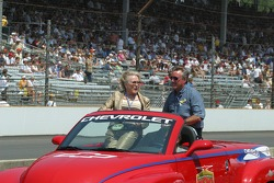 Mr et Madame Johnny Rutherford
