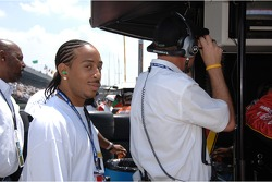 Recording artist Ludacris