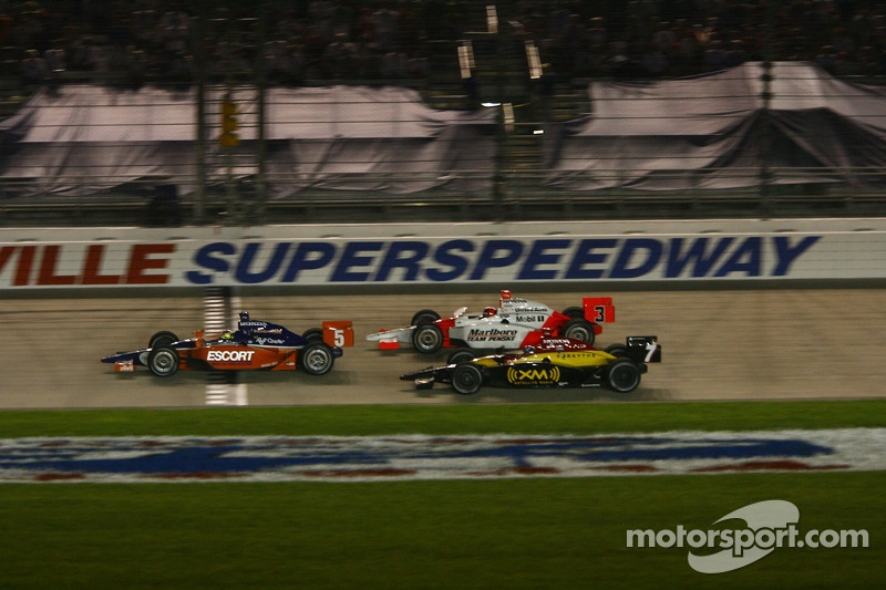 Race Action At Nashville