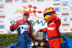 Marco Andretti and Firestone Firehawk