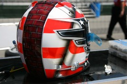 Helmet of Sam Hornish Jr.