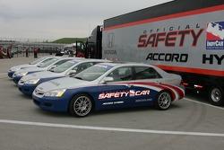 Honda Hybrid safety cars