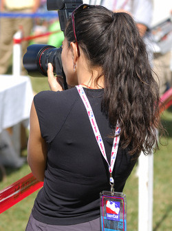 Indy Car Series photographer