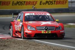 Renger van der Zande, Persson Motorsport, AMG Mercedes C-Klasse