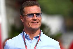 David Coulthard, BBC TV- Formula 1 World Championship, Rd 05, Spainish Grand Prix, Saturday