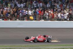 Scott Dixon, Target Chip Ganassi Racing at the start
