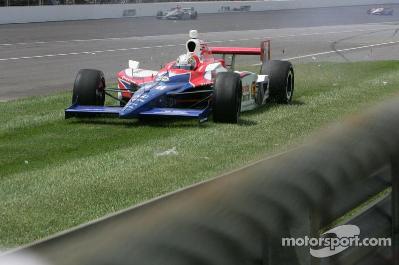 #77 Jay Howard, Team One Cure Schmidt Peterson Motorsports / Honda*
