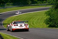 Marsh Racing Corvette : Éric Curran, Boris Said