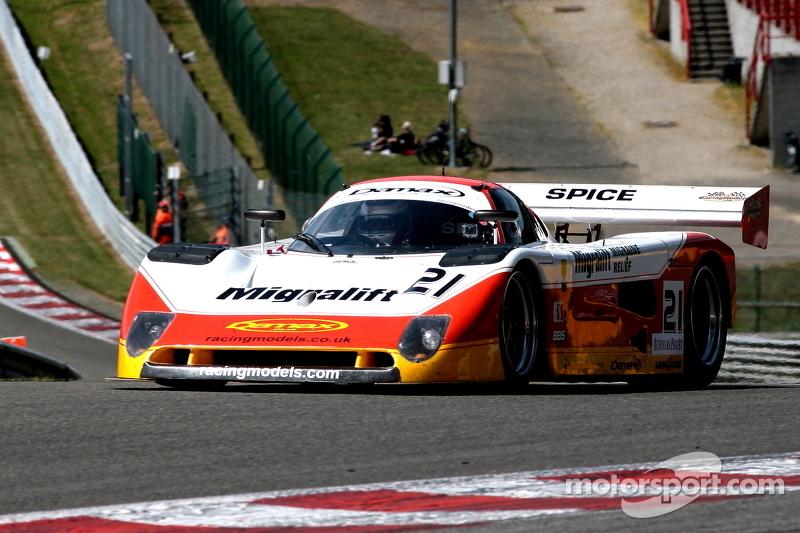 #21 Spice SE90C: Fernando Espirito Santos, Ricardo Bravo