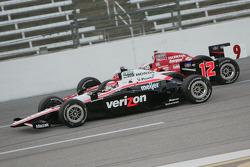 Will Power, Team Penske, Scott Dixon, Target Chip Ganassi Racing