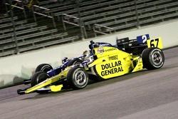 Ed Carpenter, Sarah Fisher Racing, Oriol Servia, Newman/Haas Racing