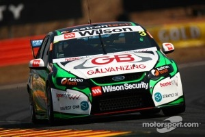 #3 Wilson Security Racing: Tony D'Alberto