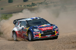 Себастьян Ож'є, Жульєн Інграссія, Citroen DS3 WRC, Citroen Total World Rally Team