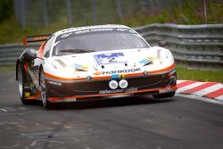 Hankook Team Farnbacher Ferrari F458 Italia GT : Dominik Farnbacher, Allan Simonsen, Marco Seefried, Jaime Melo