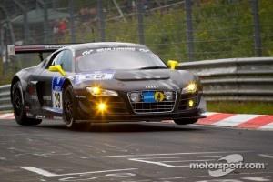 #29 Audi race experience Audi R8 LMS GT3: Florian Gruber, Chris Vogler, Wolfgang Dess, Emin Akata