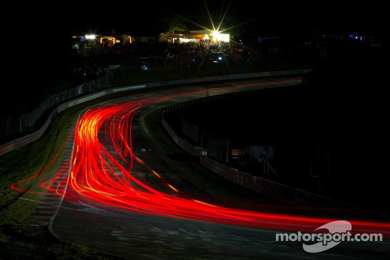Night lights at Brünnchen