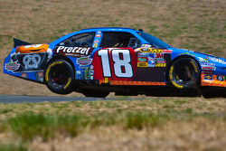 Kyle Busch Joe Gibbs Racing M&M's Pretzel Toyota