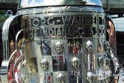 De retour à la maison en Indiana : le trophée Borg Warner