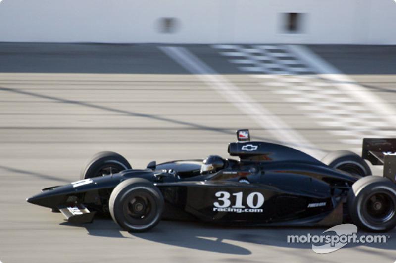 George Mack (Cunningham Racing n°31)
