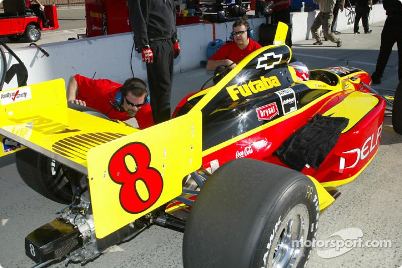 Membre de l'équipe Kelley Racing