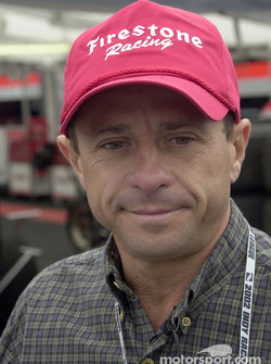 Roberto Mareno, looking for a ride at Indy??