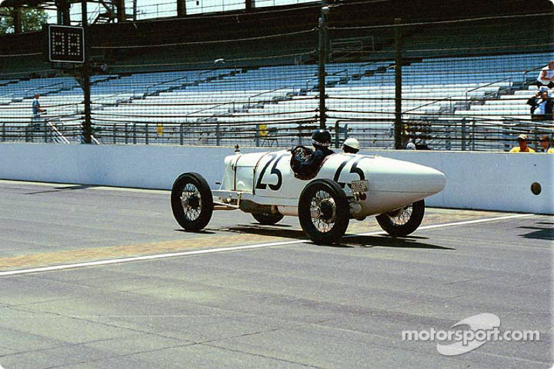 Legends of the Indy 500 event