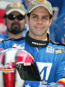 Pole winner Vitor Meira