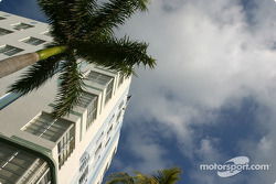 South Beach, Miami: Art Deco district on Ocean Drive