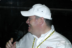 Post-race press conference: Chip Ganassi