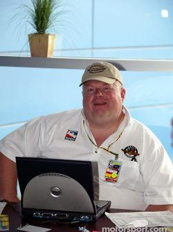 Radio personality Mike King