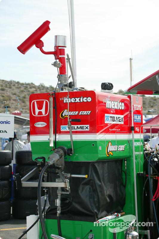 L'équipement Fernandez Racing