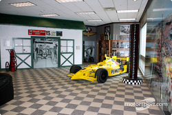 Panther Racing lobby