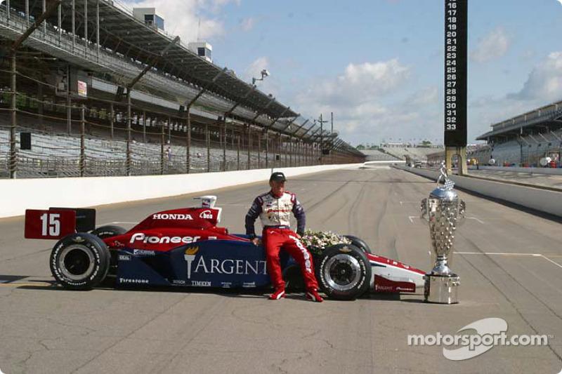 2004: Buddy Rice