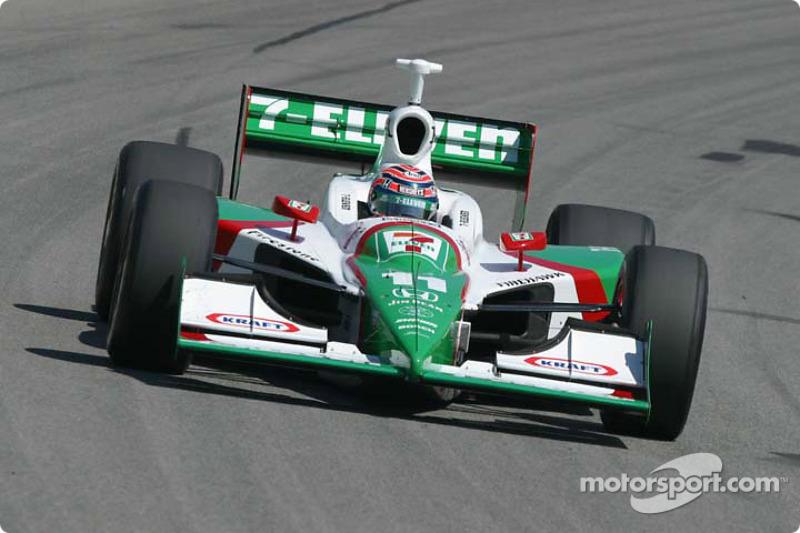 2004 IRL: Tony Kanaan, Andretti/Green Racing, Dallara-Honda