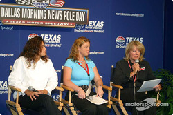 Conferencia de prensa del Mo Nunn: Rossella Manfrinato, Kathryn Nunn y Wendy Mathis
