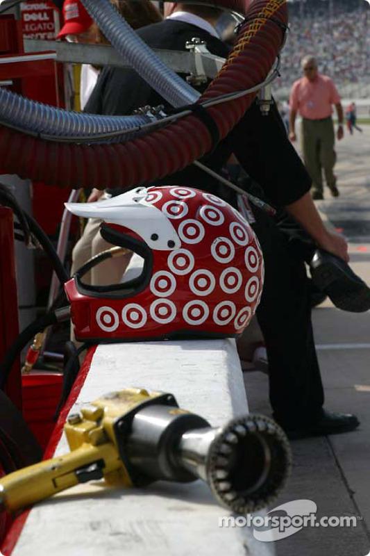 Les stands du Chip Ganassi Racing