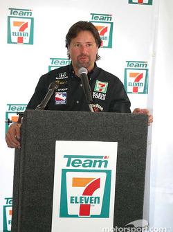 Andretti Green Racing press conference: Michael Andretti