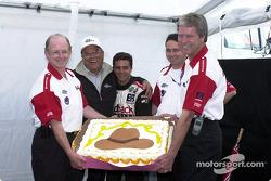 Brooks racing celebrates Team formation