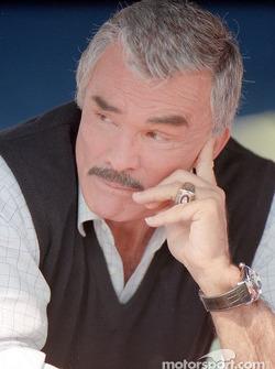 The comeback kid: Burt Reynolds as car owner Carl Henry