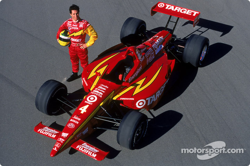 2001: Bruno Junqueira tritt Montoya-Nachfolge an