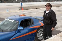 The Viper GTS pace car