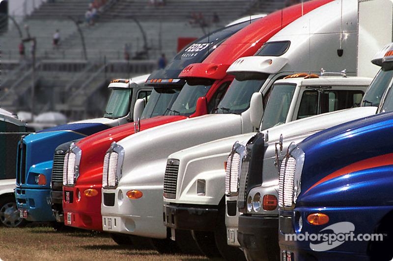 Team trucks alignment