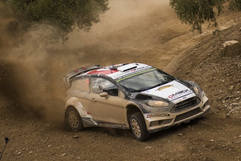 Отт Тянак, Раіго Молдер, DMACK World Rally Team