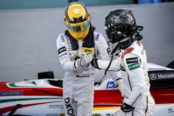 Maximilian Günther, Prema Powerteam Dallara F312 - Mercedes-Benz en Lance Stroll, Prema Powerteam Dallara F312 - Mercedes-Benz