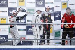 Podium:1. Lance Stroll, Prema Powerteam Dallara F312 - Mercedes-Benz; 2. Joel Eriksson, Motopark Dallara F312 - Volkswagen; 3. Callum Ilott, Van Amersfoort Racing Dallara F312 - Mercedes-Benz